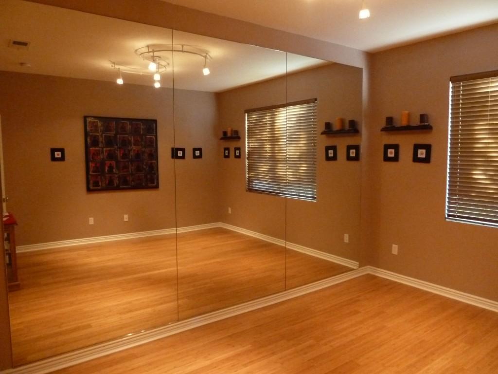 view 1 of private yoga studio