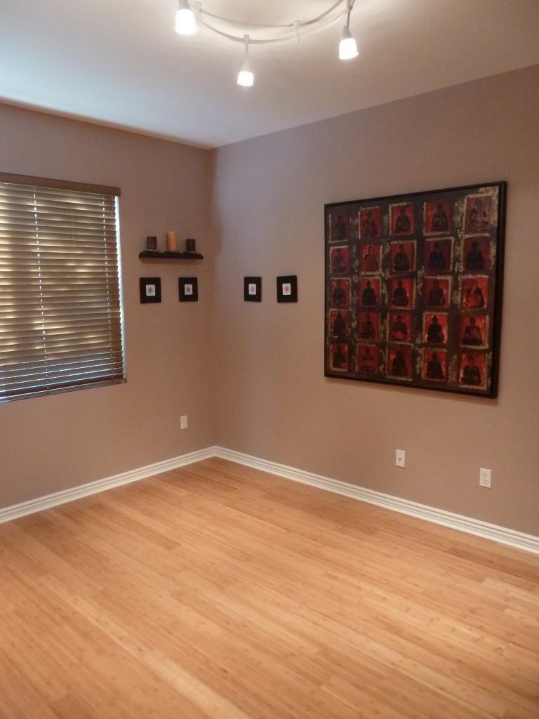 view 3 of private yoga studio